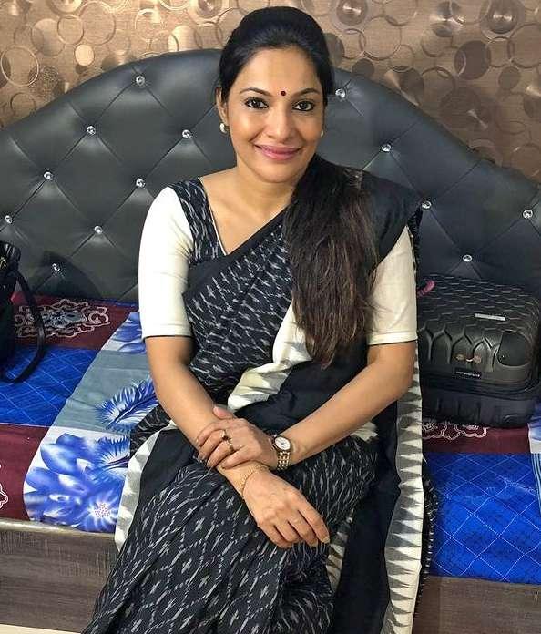 Rethika Srinivas pic
