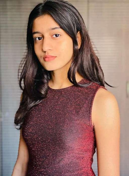 Aadhya Anand photos