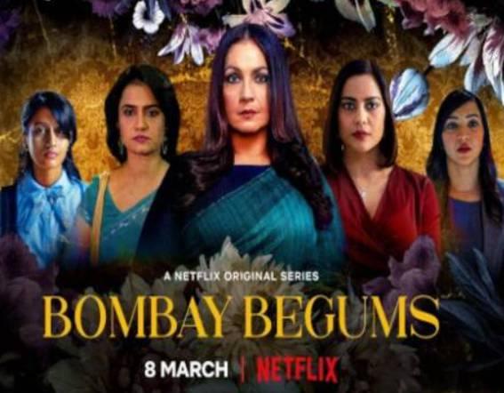 Bombay Begums Web Series wiki Cast Crew Netflix