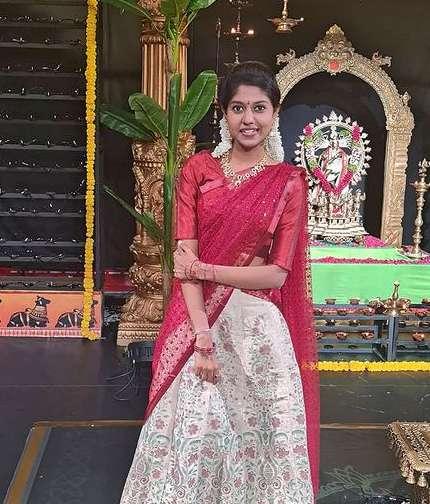 Madhu Priya new pic
