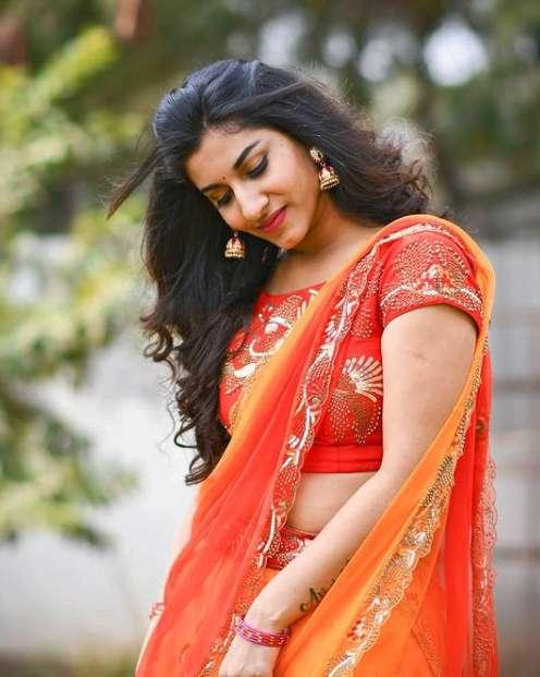 Vishnupriya Bhimeneni new image