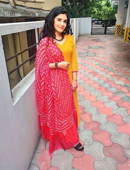 Vrusha Balu images