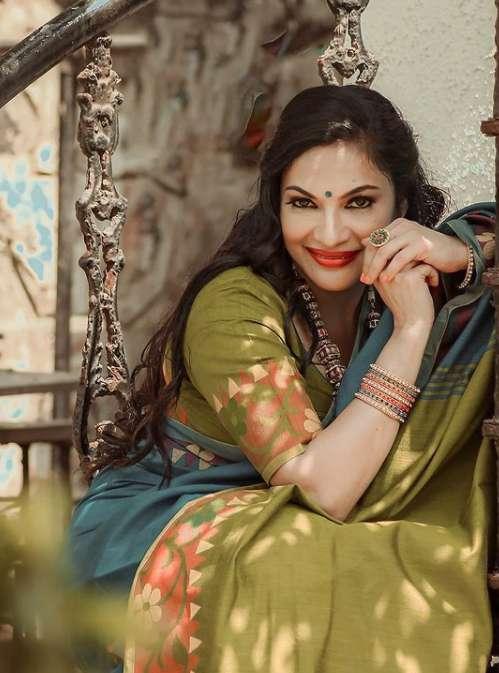 Rethika Srinivas photo