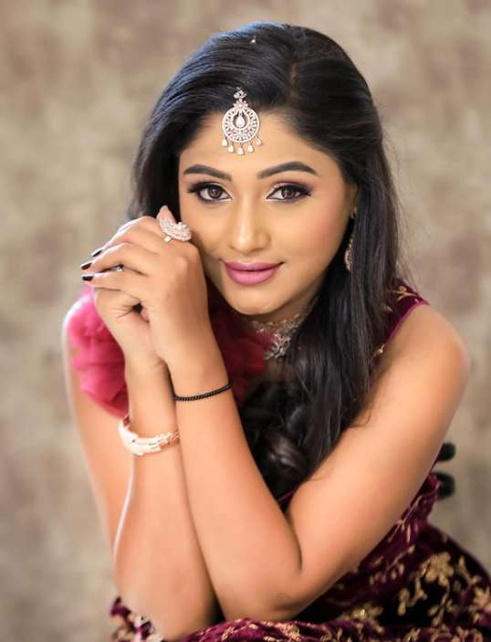 Pavithra B Naik wiki Biography Height Net Worth images
