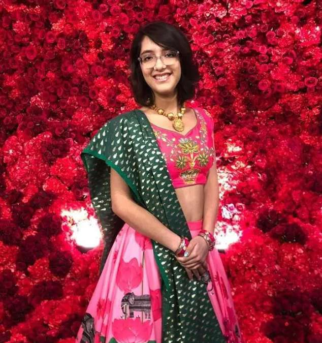 Zunni Chopra wiki Biography Profile DOB Family Education