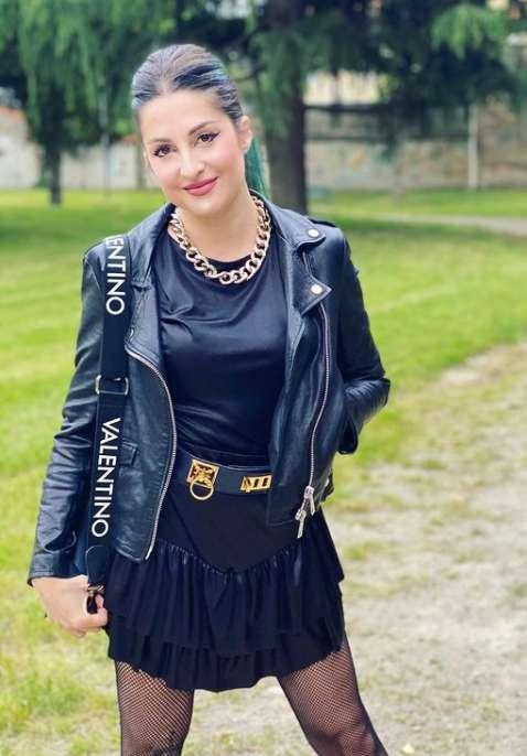Instagram star Katia Brivio wiki Biography height Net Worth images