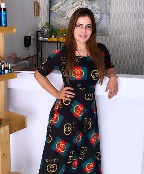 Alisha Abdullah image