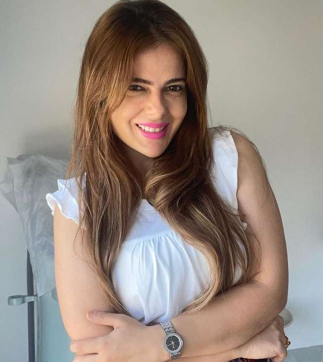 Alisha Abdullah photo
