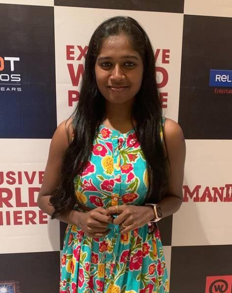 Saranya Ravichandran pics