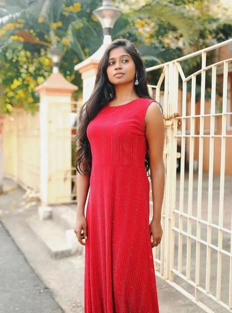 Saranya Ravichandran new pics