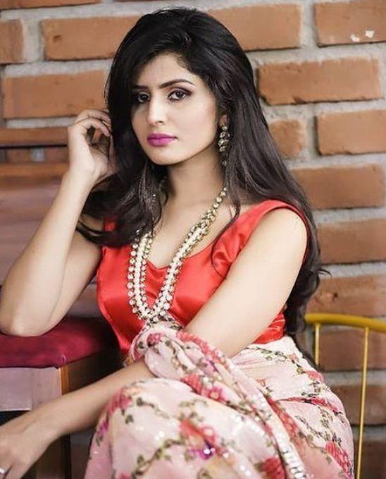 Sharanya Shetty photo