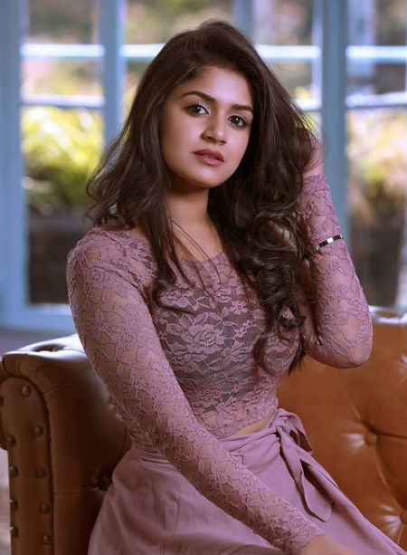 Sanjana Anand pic